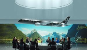 Air New Zealand vuelve a romper moldes con este original vídeo de seguridad en el avión