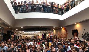 AliExpress desata la locura en Madrid con la apertura de su primera tienda física