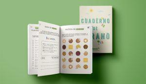 El cuaderno de actividades de Nasas, la apuesta marketera más diferente para este verano