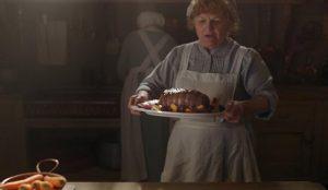 Una cadena de supermercados 'ficha' por Downton Abbey