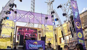 Energy Sistem recibió a más de 20.000 personas en el Low Festival 2019
