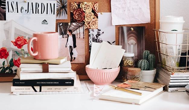 escritorio productividad