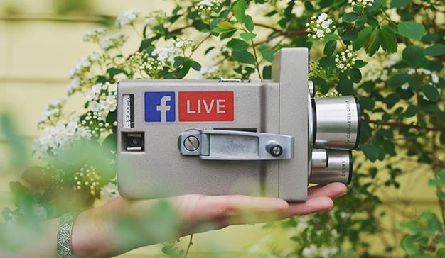 facebook plataforma video