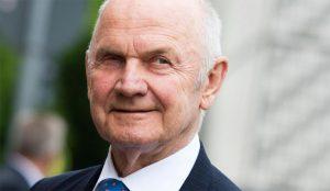 Muere Ferdinand Piëch, el hombre que convirtió a Volkswagen en un titán de la automoción