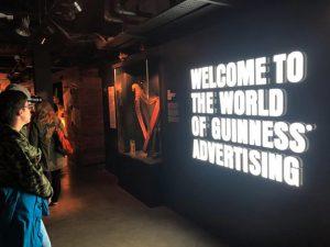 Guinness Storehouse, una marca hecha experiencia
