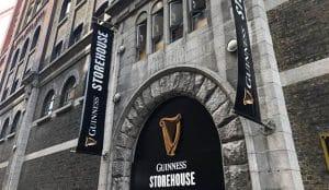 Así es Guinness Storehouse, un museo de marca y experiencias