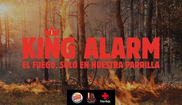 king alarm