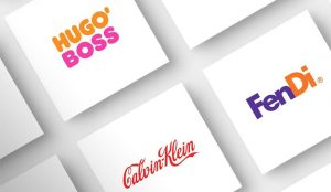 8 logos de firmas de lujo con
