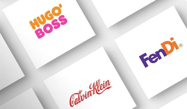 """8 logos de firmas de lujo con """"outfits"""" de marcas mucho más mundanas"""