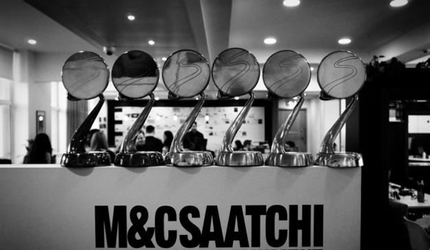 m& saatchi