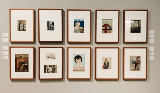 Museo ABC acoge una exposición sobre las mujeres que revolucionaron el mundo de la ilustración