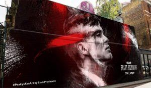 BBC lanza la quinta temporada de Peaky Blinders con el arte de sus fans