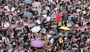 China utilizó miles de cuentas falsas para desinformar de las protestas de Hong Kong