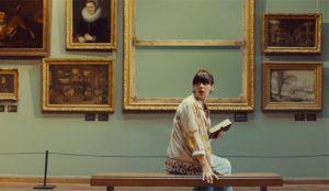 Como La casa de papel llevada al mundo del arte: así es esta