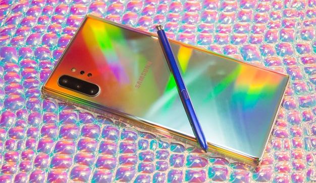 Así es el nuevo Galaxy Note 10, el smartphone con