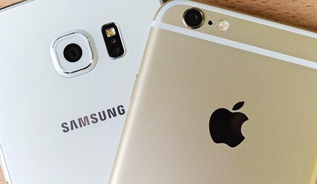 smartphone-samsung-apple