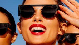 Snap desvela los secretos de Spectacles 3, la nueva versión de sus gafas con cámara
