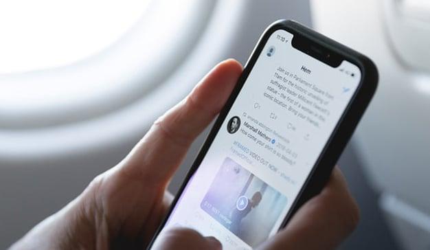 Twitter prepara un nuevo formato de anuncio basado en un carrusel de imágenes