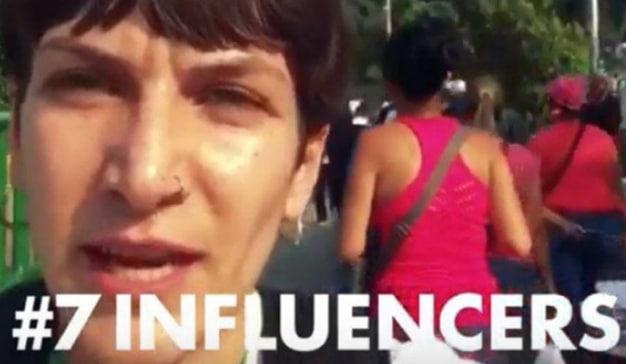 7INFLUENCERS-campaña