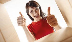 Los usuarios españoles están muy satisfechos con sus experiencias de compra online