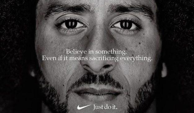 Nike se hace con un Emmy gracias al controvertido anuncio 'Dream Crazy'