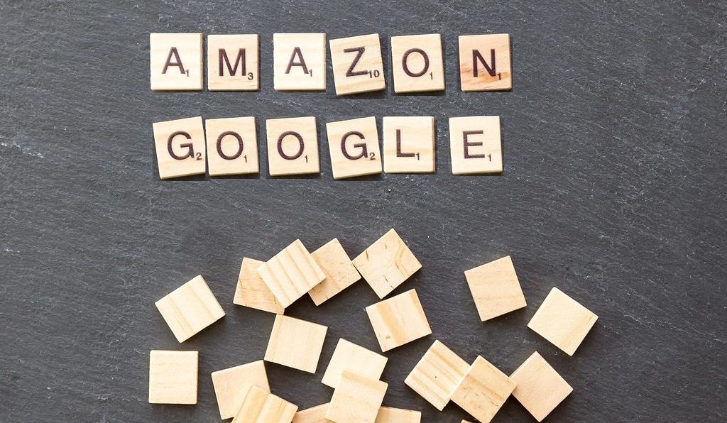 amazon tasa google