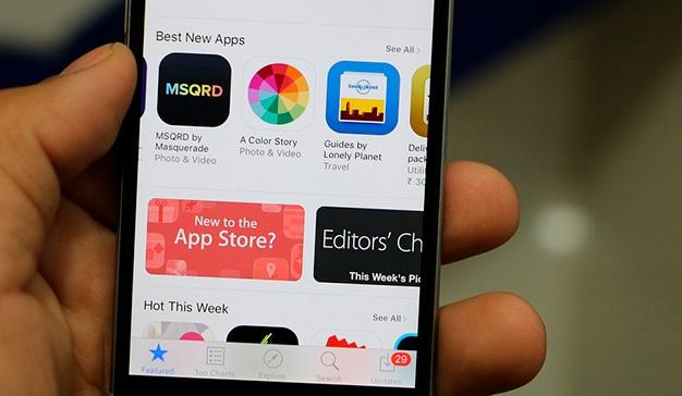 app store empleo