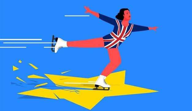 Un Brexit duro provocaría un derrumbe histórico del emisor británico en España