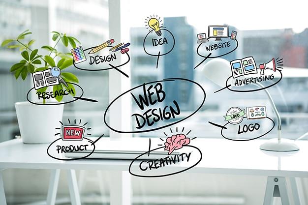 claves diseño web