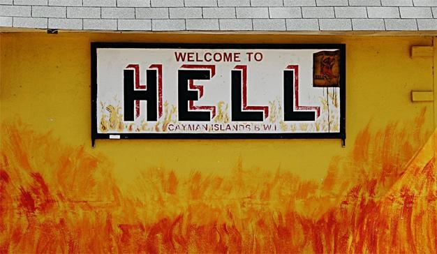 Las empresas que no se ganan la confianza del cliente están condenadas a quemarse en el infierno