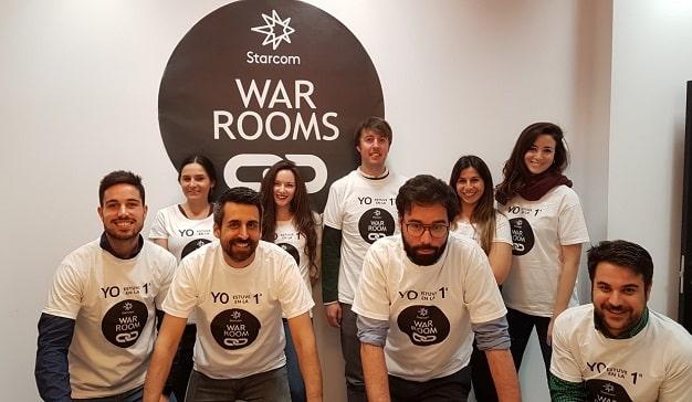 equipo war room