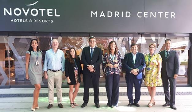 Novotel Madrid Center, un auténtico oasis en el pleno corazón de la ciudad