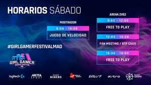El Movistar eSports Center de Matadero acoge este fin de semana la para europea del GirlGamer eSports Festival