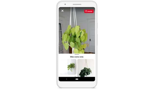 Pinterest mejora Lens, su herramienta de búsqueda visual