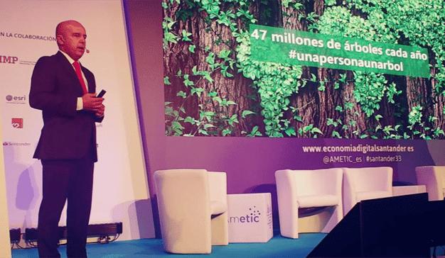 El ambicioso objetivo de LG Electronics: plantar 47 millones de árboles al año en España
