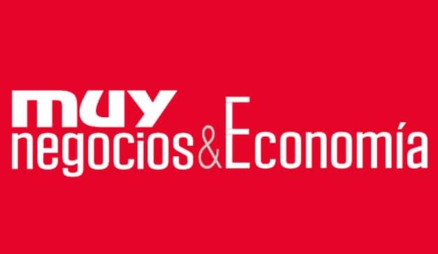 logo muy negocios y economia