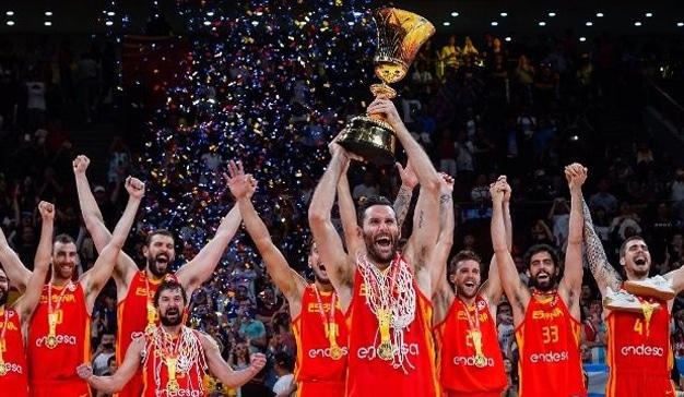 Final del Mundo de Baloncesto