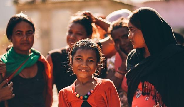 nepal mujeres