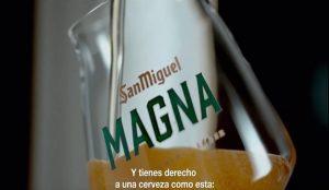 Tienes derecho a una magna, la cerveza que celebra tu personalidad única