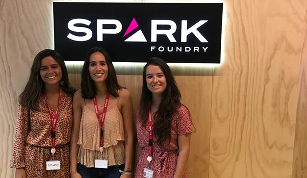 Spark Foundry incorpora en su equipo el talento más joven