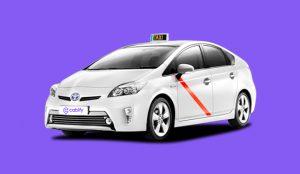 Cabify tiende una mano a los taxistas y les ofrece unirse a su plataforma