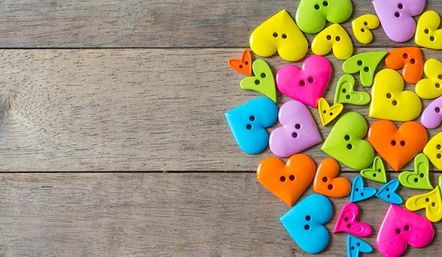 textil-botones-corazon