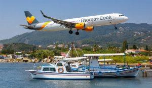 Thomas Cook quiebra y deja en el aire las vacaciones de unos 600.000 turistas