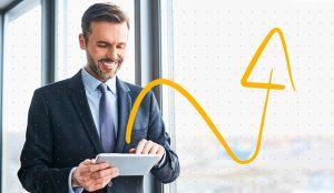 Las grandes y medianas empresas españolas alcanzan un 57% de madurez digital