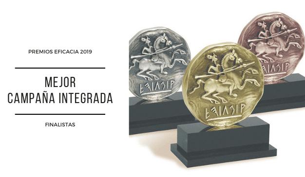 Premios Eficacia - Campaña Integrada
