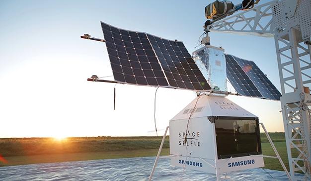 Samsung pondrá en órbita un modelo del Galaxy S10 5G para examinar sus prestaciones y resistencia