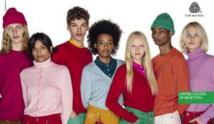 United Colors of Benetton presenta la campaña
