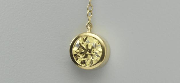 diamante pelo