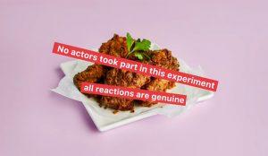 Este experimento demuestra que los adolescentes son títeres a merced de la publicidad de comida basura
