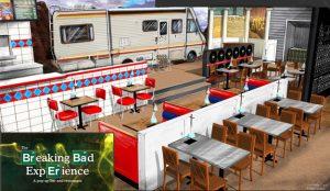 Un bar pop up recreará el universo de Breaking Bad días después del estreno de El Camino